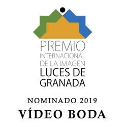 NOMINADO 2019 VÍDEO BODA